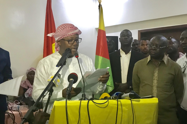 Umaro Sissoco Embaló confirmado presidente da Guiné-Bissau pela CNE.