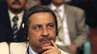 Chokri Ghanem, em foto de junho de 2008.