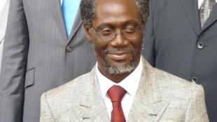 Gilbert-Marie Aké N'gbo, ex-Premier ministre de Laurent Gbagbo, figure parmi les neuf personnalités remises en liberté provisoire, le 20 décembre 2012..