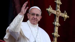 Shugaban mabiya darikar Katolika Fafaroma Francis