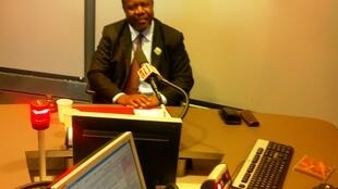 Lutero Simango, Líder parlamentar do MDM, em Moçambique, nos estúdios da RFI.
