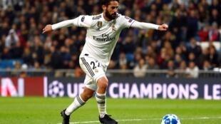 Isco na Real Madrid.