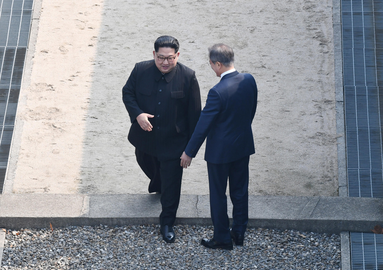 Coreias: o caminho para a paz