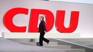 German Chancellor Angela Merkel insists she will not run again
