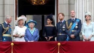 """英国女王召集""""王室峰会""""商讨对策                  2020年1月13日"""