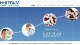 Nostrum Laboratories a justifié de manière on ne peut plus transparente la hausse faramineuse de l'un de ses antibiotiques.