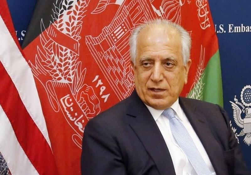 زلمی خلیلزاد، نماینده ویژه آمریکا برای صلح افغانستان.