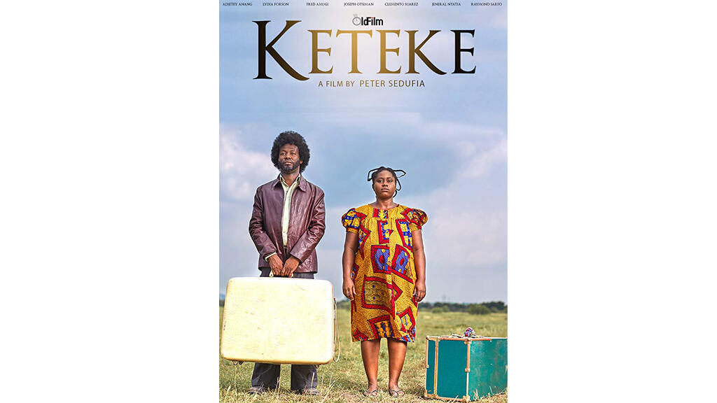 Affiche du film «Keteke», de Peter Sedufia.
