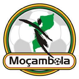 Logo do Moçambola de Moçambique.