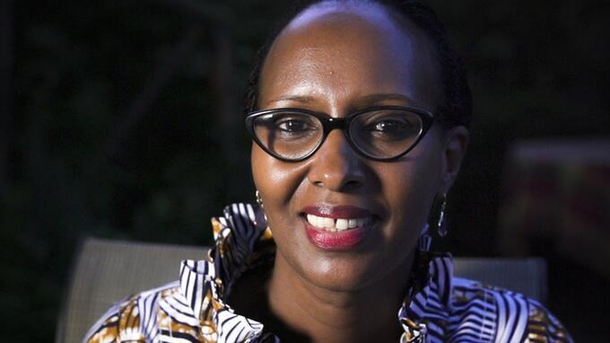 Rwandan Entrepreneur Fina Uwineza