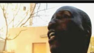 Babacar Mbaye Ndaak, président de l'Association des conteurs du Sénégal.