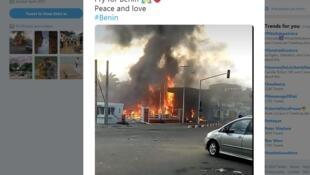 De nombreux internautes béninois ont fait part de leurs émotions sur les réseaux sociaux au cours des dernières 48h.