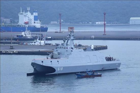 台灣導彈突擊艇