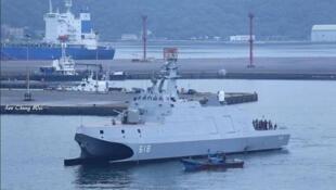 台湾导弹突击艇