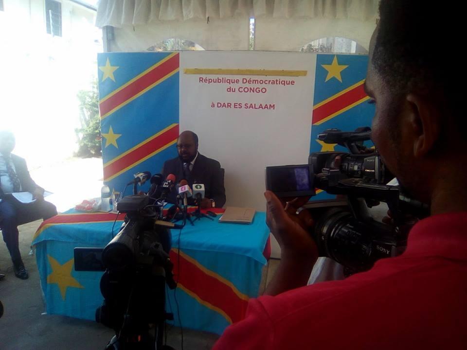 Balozi Jean-Pierre Mutamba