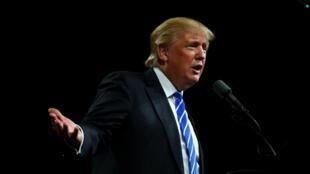 美國共和黨總統候選人特朗普