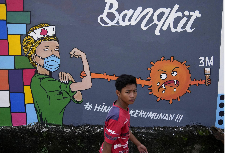 Indonésie - Covid-19