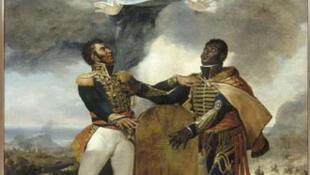«Le Serment des Ancêtres», 1822, de Guillaume Guillon-Lethière. Le Centre de recherche et de restauration des musées de France avait déjà restauré cette oeuvre en 1998.