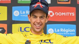 Team Ineos' Richie Porte of Australia