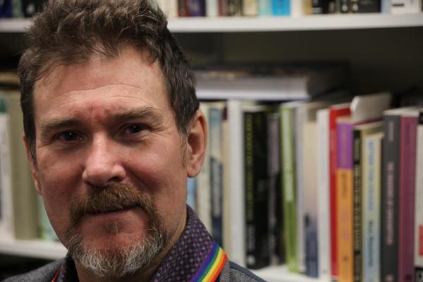 Political scientist John Barry of Queen's University Belfast