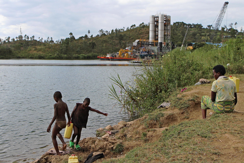 Wilaya ya Rubavu,  Rwanda, moja ya wilaya zilizoathirika zaidi na mvua zilizonyesha mwishoni mwa juma lililopita.