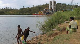 Rubavu, au Rwanda, face à la RDC, là où Gustave Makonene, de l'ONG Transparency International, a été tué l'an passé.