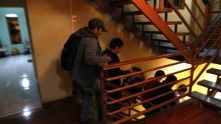 Terremoto no Chile deixa milhares de desabrigados