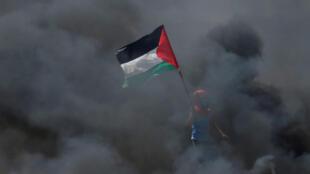 Ukanda wa Gaza ulikua ulikumbwa na mashambuloizi ya nege za kijeshi za Israel mapem awiki hii.
