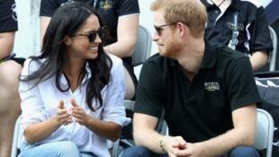 Harry et Meghan ont annoncé vouloir passer leur temps entre le Royaume-Uni et l'Amérique du Nord.