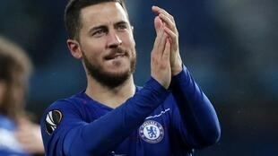 Dan wasan Chelsea, Eden Hazard