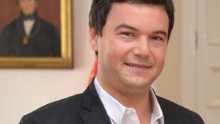 """O economista francês Thomas Piketty, autor do best-seller """"O Capital no século 21"""""""