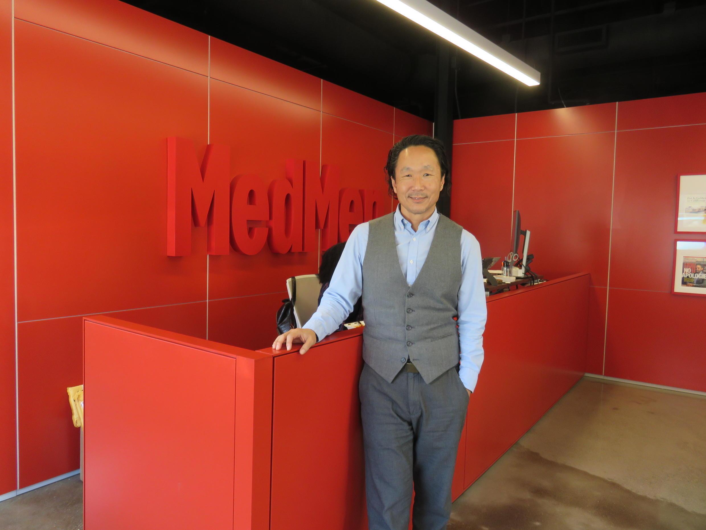 Daniel Yi - vice-presidente de comunicação corporativa da MedMen - Maior empresa do setor de maconha dos Estados Unidos