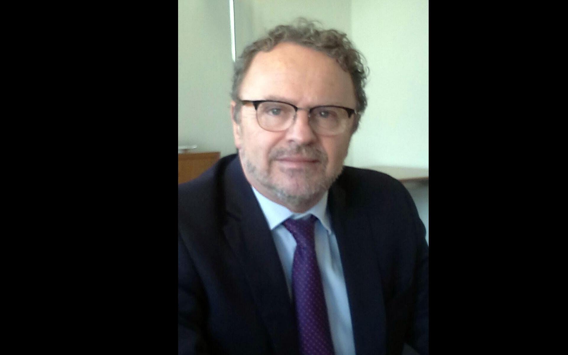 O gaúcho Rogério Sottili, secretário especial dos Direitos Humanos do governo brasileiro.