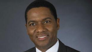 Mr Mahamane Baby, ministre malien de l'Emploi et de la Formation professionnelle, porte-parole du Gouvernement.