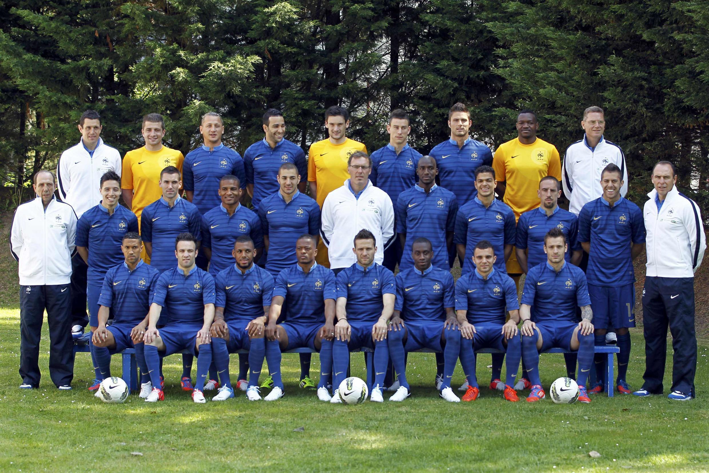 Сборная Франции по футболу, Туке, 30 мая 2012 года