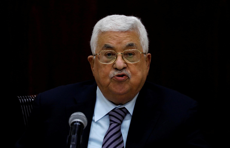 """Chama cha PLO cha Abbaskimelaani """"uamuzi mbaya"""" uliochukuliwa na serikali ya Israel."""