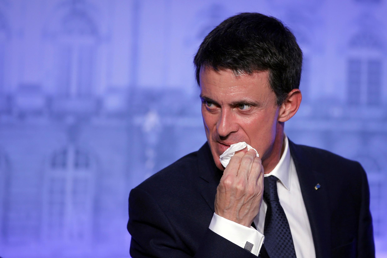 French Prime Minister Manuel Valls last week