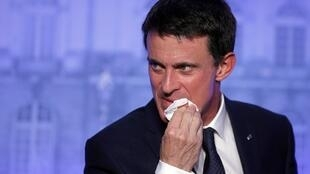 French Prime Minister Manuel Valls last week