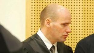 O advogado Geir Lippestad, fotografao em 2002.