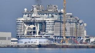 Paris and Roma have found an agreement on STX shipyard