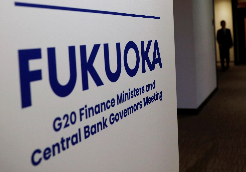 В японском городе Фукуока открылся саммит министров финансов стран «Большой двадцатки»