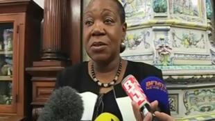 Catherine Samba-Panza rais mpya wa jamhuri ya Afrika ya kati