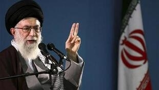 伊朗最高領袖阿亞圖拉·賽義德·阿里·哈梅內伊資料圖片