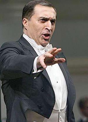 Оперный певец Паата Бурчуладзе