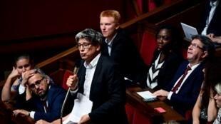 Eric Coquerel, député de La France insoumise.