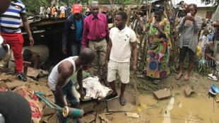 Takriban watu 41 wamepoteza maisha kwenye milima ya Kinshasa, hasa katika Wilaya za Lemba na Mont-Ngafula, usiku wa Jumatatu kuamkia Jumanne, Novemba 26, 2019.