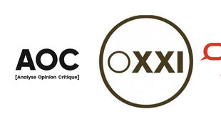 Collage : AOC, Orient XXI, The Conversation France.