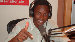 Wadson Désir, le correspondant de Couleurs tropicales en Haïti