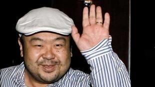 圖為朝鮮前一號領導人金正日長子金正男