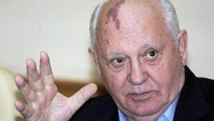 Последний президент СССР Михаил Горбачев